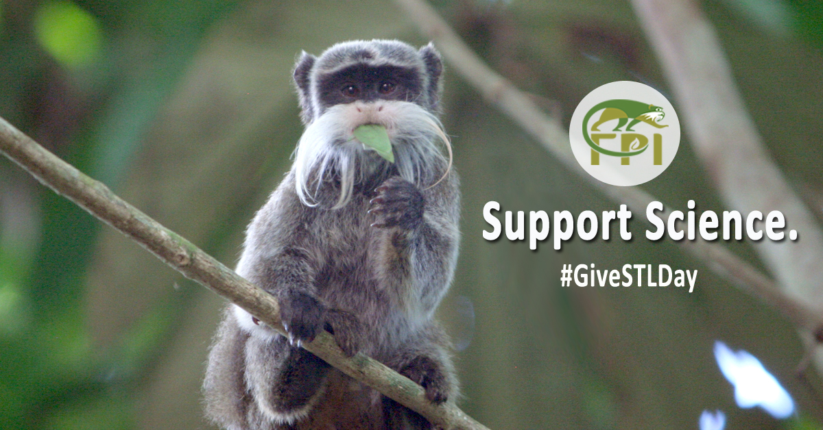 Help FPI on #GiveSTLDay and support science education: