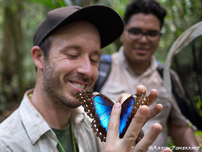 Intense about Insects: Tropical Entomology in the Peruvian Amazon
